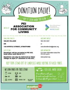 Value Village Donation Drive